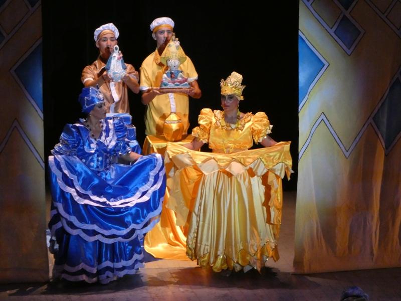 Oddi-Oche, the African Diaspora in Cuba