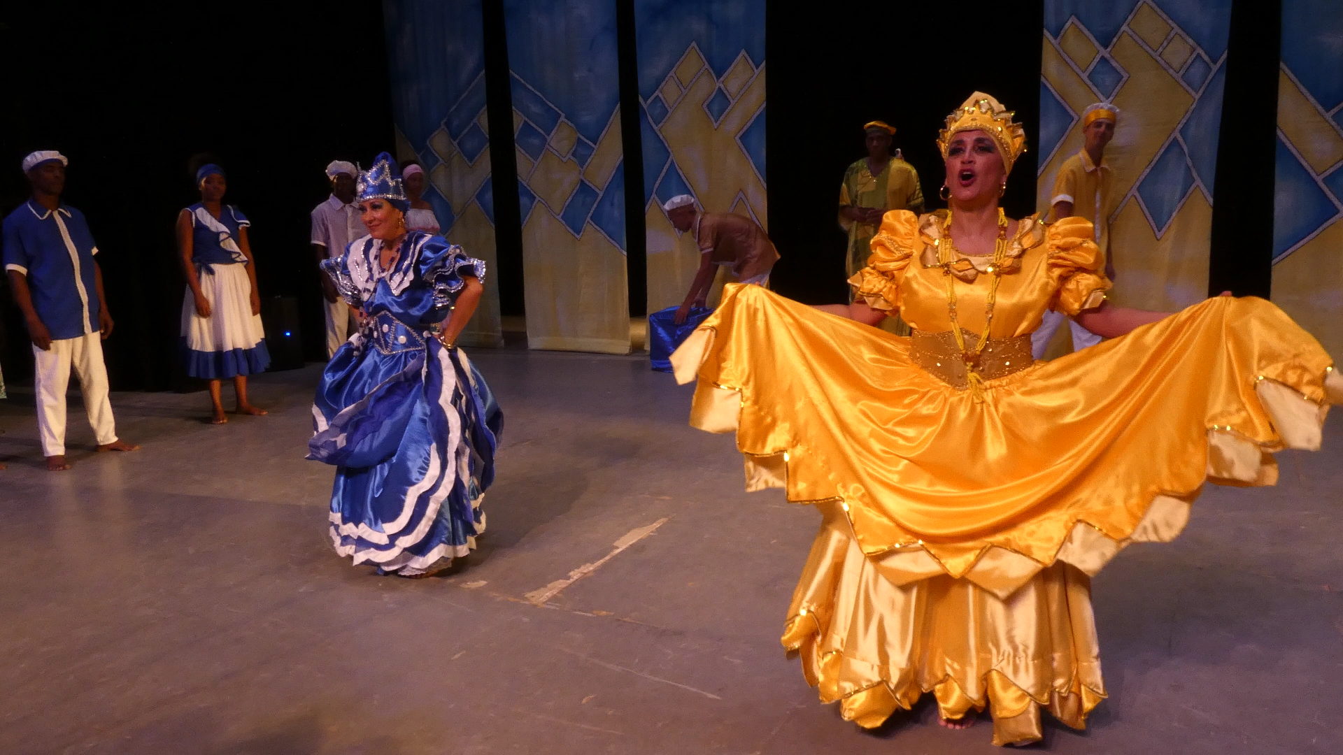Folkloric Ballet of Camaguey returns to the Teatro Principal