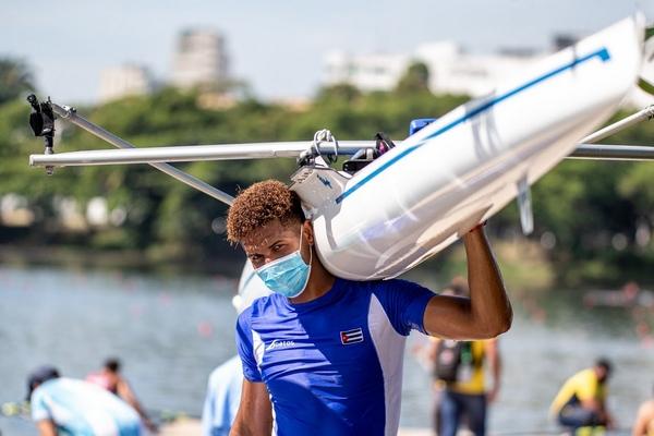 Dos botes cubanos competirán en los Juegos Panamericanos Júnior de Cali 2021