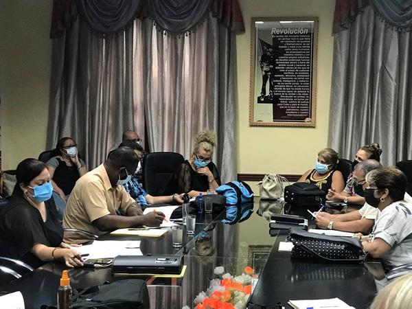 Insisten en agilizar vacunación anti COVID-19 en Camagüey ante complejo panorama epidemiológico