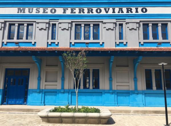Museo ferroviario de Camagüey, atractiva propuesta de historia y recreación
