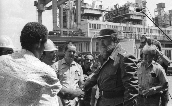 The days when Fidel becomes our everything