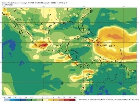 Aumentará concentración de polvo del Sahara en Cuba