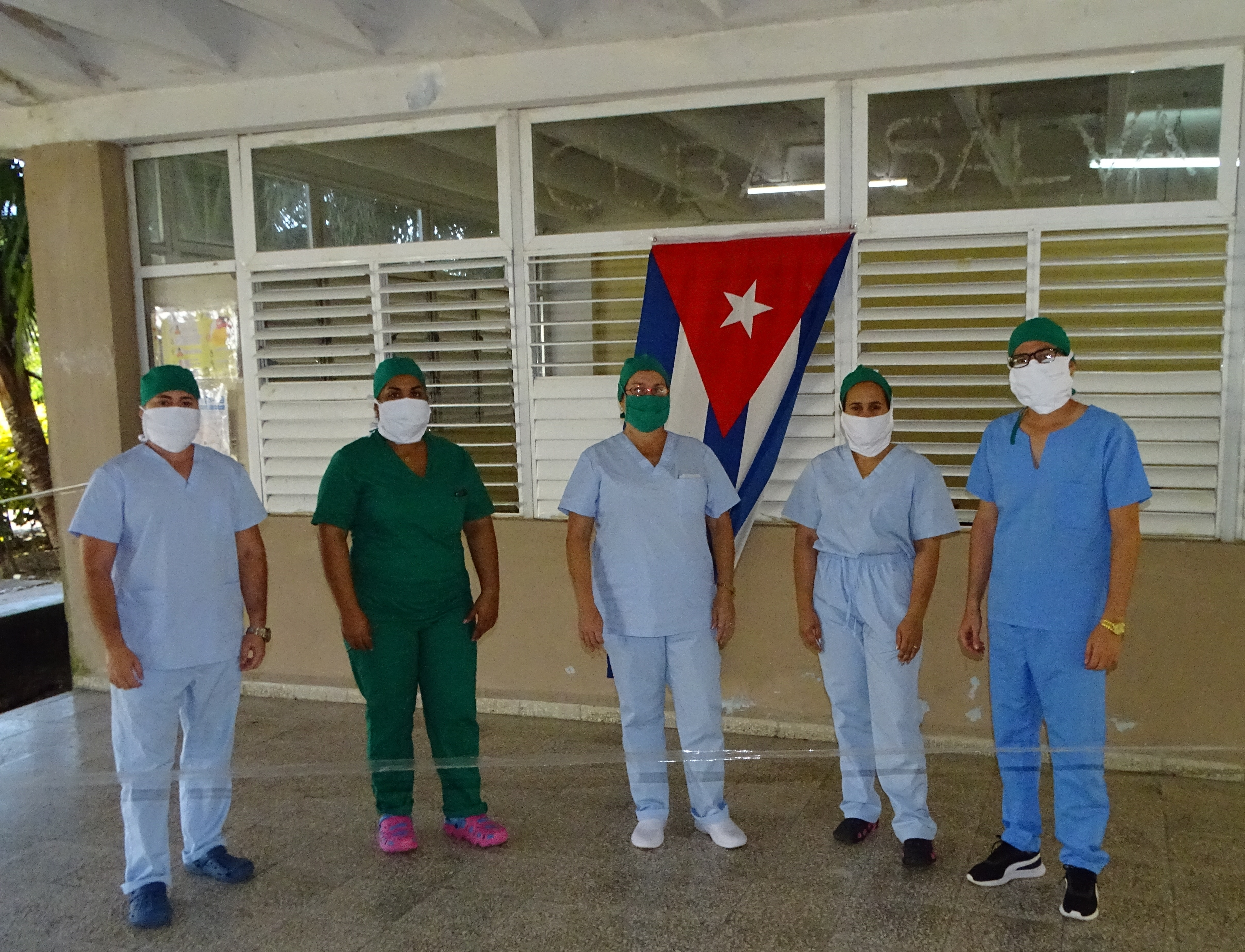 ​​​​​​​Cuba saves lives with love