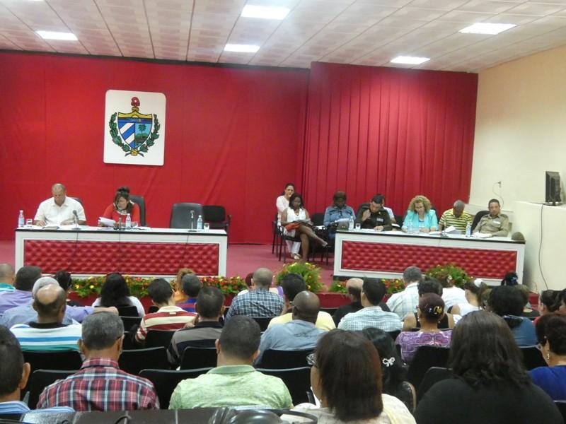 Asamblea de Gobierno en Camagüey condena política de Trump hacia Cuba (+ Fotos)