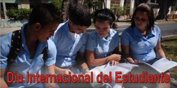 Activa Radio Cadena Agramonte foro por Día Internacional del Estudiante