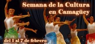 Semana de la Cultura en Camagüey 2015
