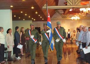 Local Gov't Awards Outstanding Workers and Institutions in Camagüey