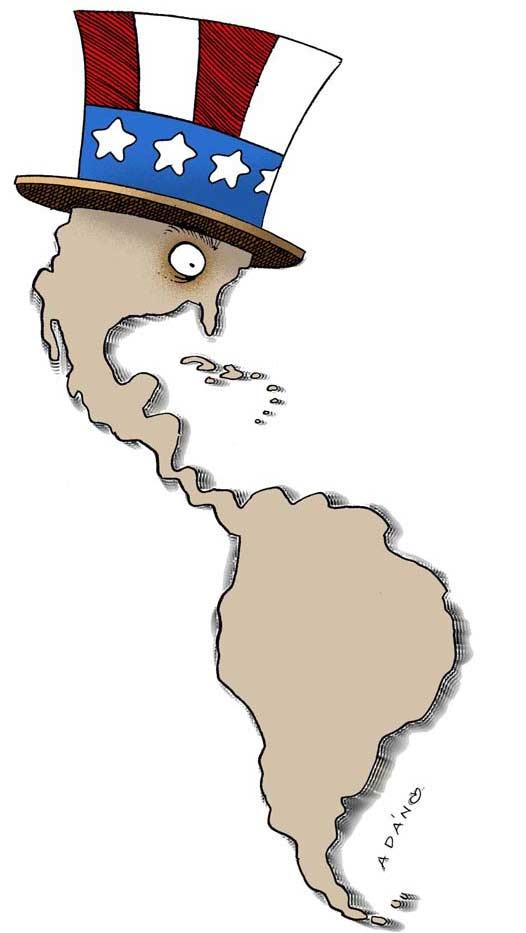 Fidel y la presente movida gringa en Venezuela