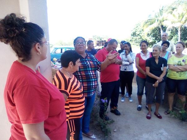 Mujeres guaimareñas reiteran fidelidad a la Revolución cubana (+ Fotos)