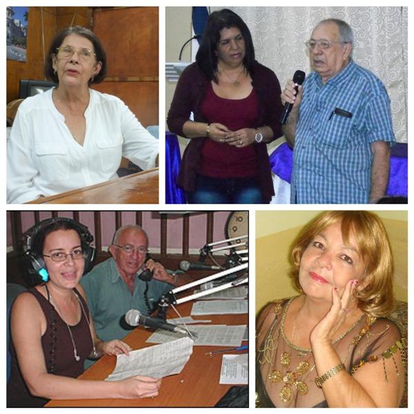 Madres en la Radio y en la vida (+ Audio)