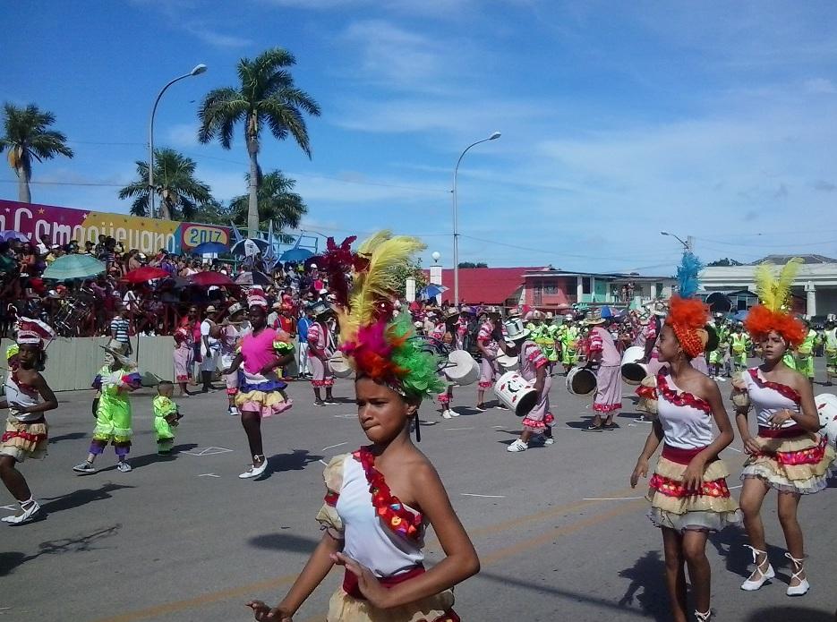 Niños camagüeyanos de fiesta en el San Juan 2017 (+Fotos y Audio)