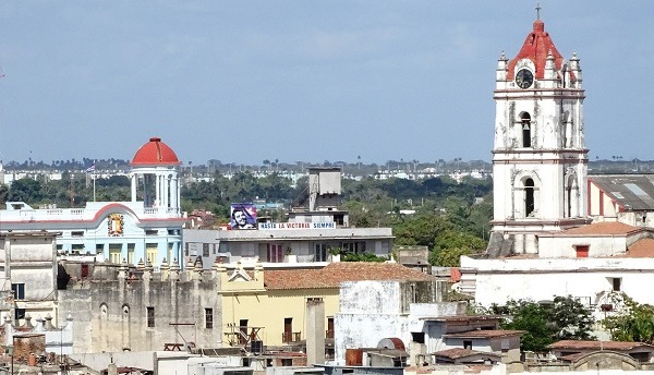 Camaguey, beautiful city with tradition and modernity