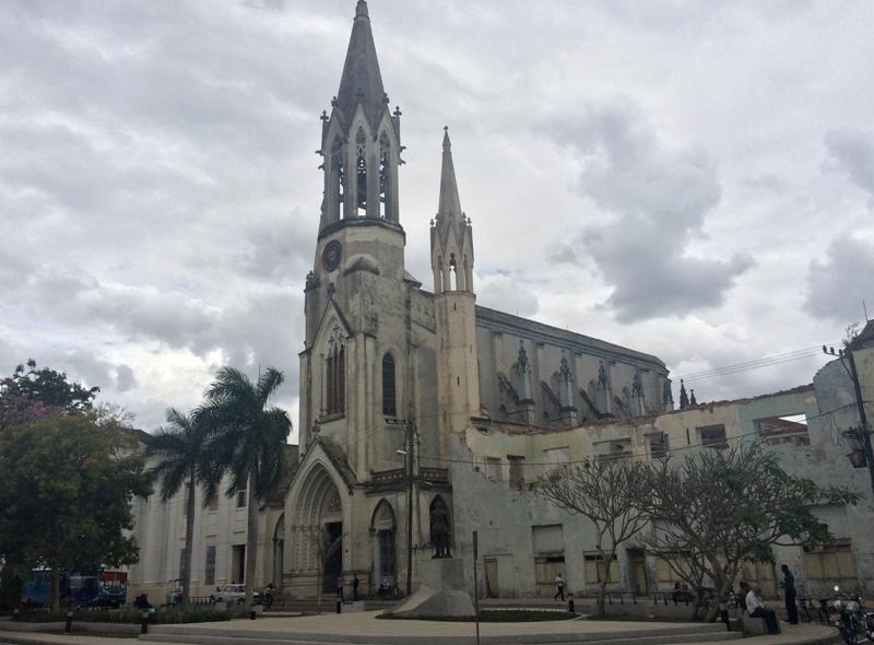 Realizarán excavación arqueológica en antiguo convento de San Francisco en Camagüey