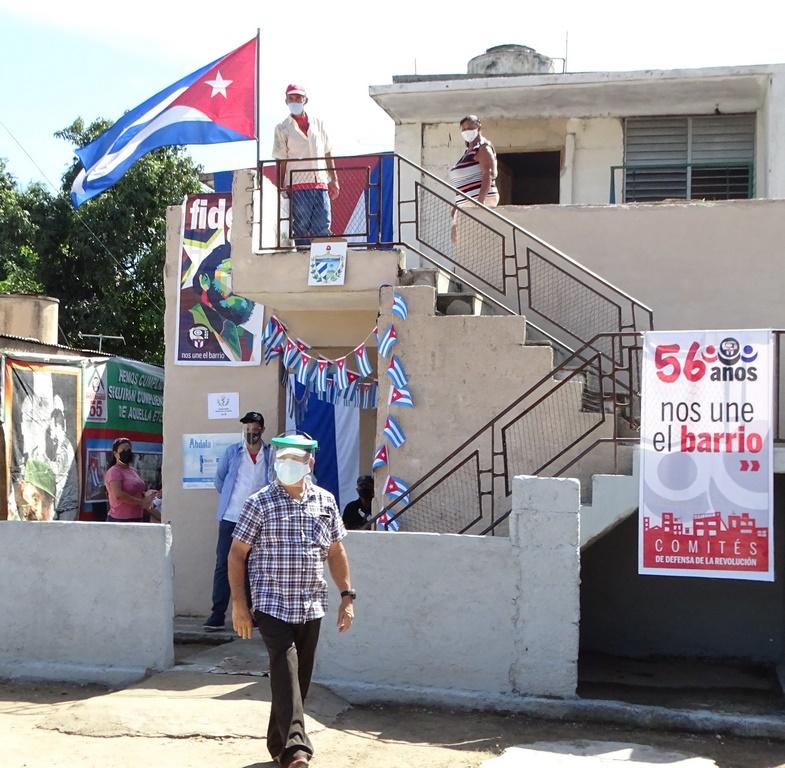 Camagüey vacuna a su población con Abdala