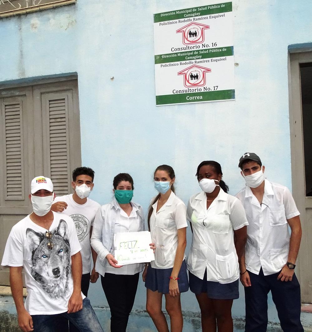 Jóvenes camagüeyanos: valerosos protagonistas de su tiempo
