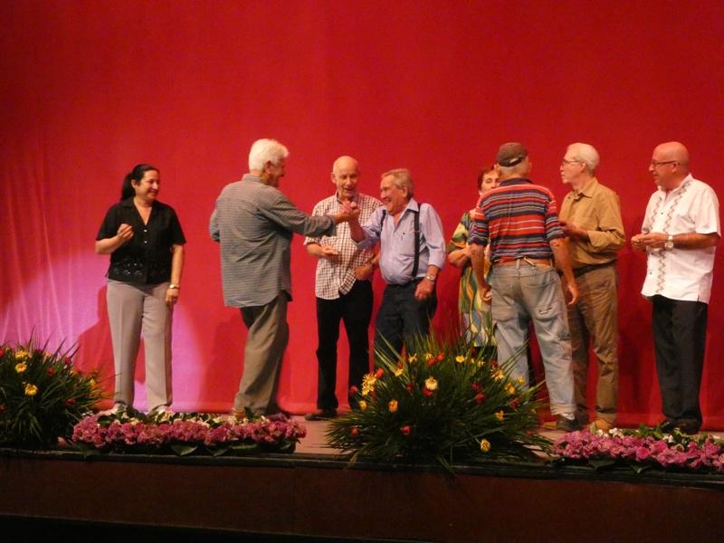 Agasajan en gala artística a radialistas camagüeyanos (+Fotos)