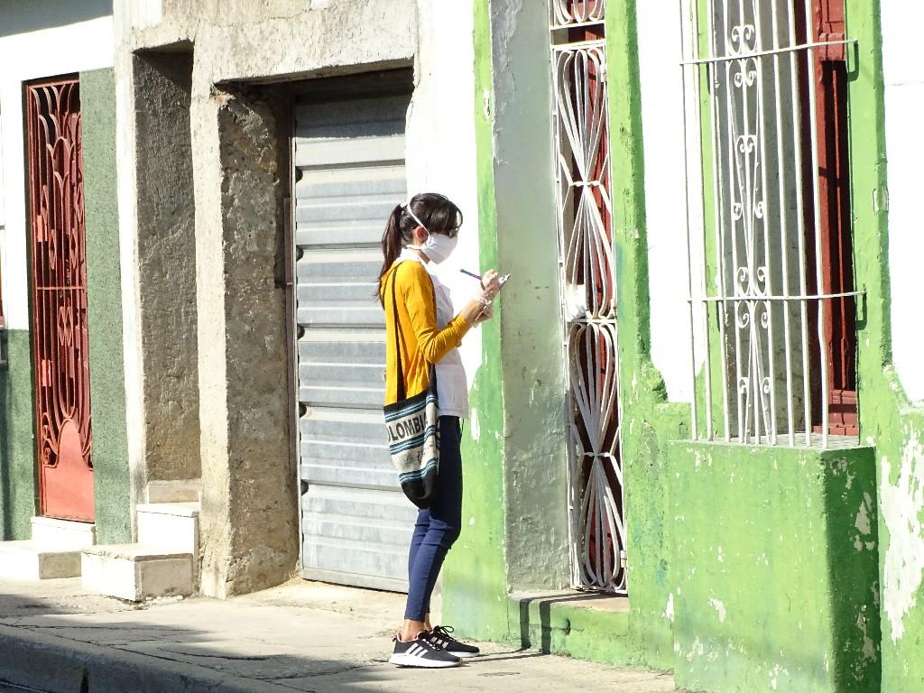 Estudiantes camagüeyanos de Medicina apoyan batalla contra la COVID-19 (+ Audio)
