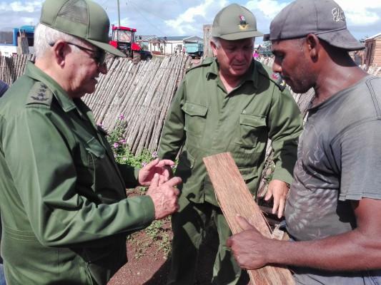 Aprecian esfuerzos de la recuperación en comunidades del norte camagüeyano (+Fotos)