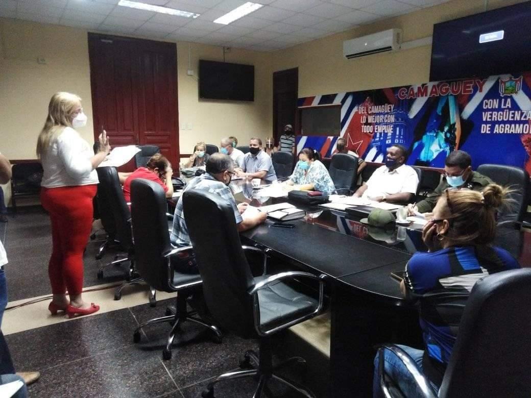 Prosigue elevada incidencia de la COVID-19 en Camagüey