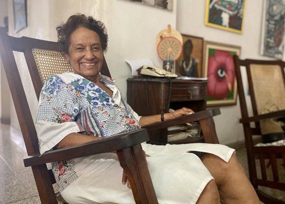 Presidente cubano expresa condolencias por deceso de la periodista Martha Rojas