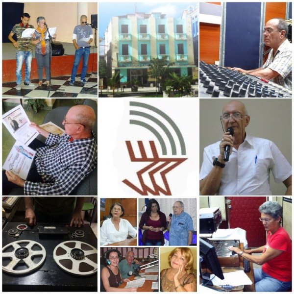 Radio Cadena Agramonte: a station renewed 64 years after its foundation