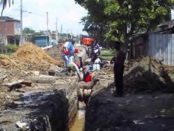 Continúa rehabilitación de redes hidráulicas en Camagüey