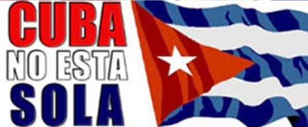 Ratifican en El Salvador solidaridad con Cuba