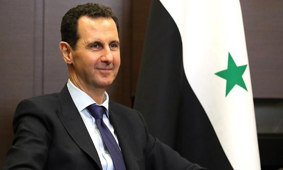 Díaz-Canel felicita al presidente de Siria por su reelección