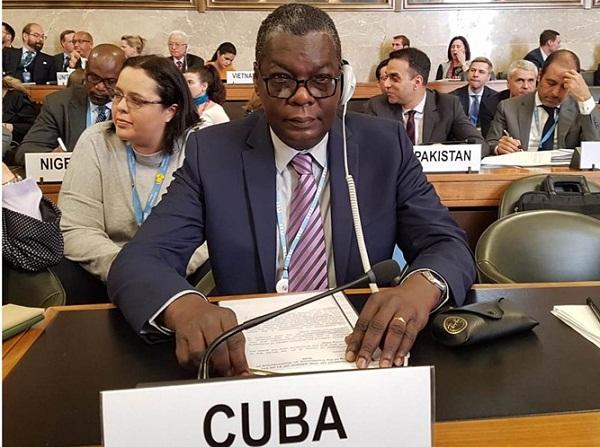 Aboga Cuba en Ginebra por multilateralismo en pro del desarme