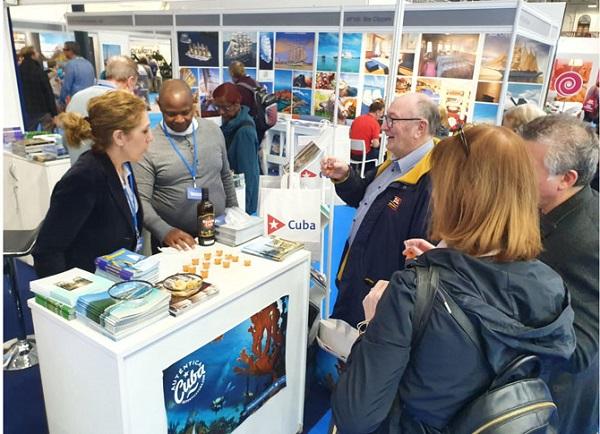 Promovió Cuba sus destinos turísticos en Reino Unido con gran aceptación de turoperadores