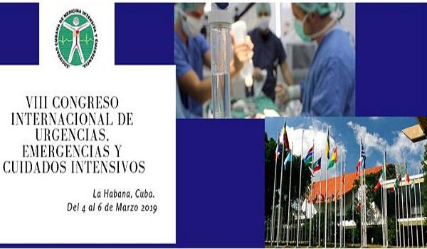 Intensivistas del mundo intercambiarán experiencias en Cuba