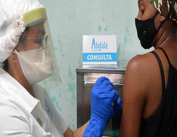 Más de 2,5 millones de cubanos han completado la vacunación contra la Covid-19