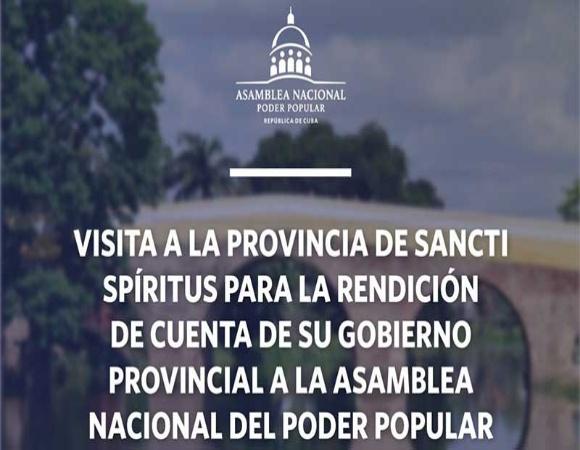 Visitan diputados cubanos provincia de Sancti Spíritus