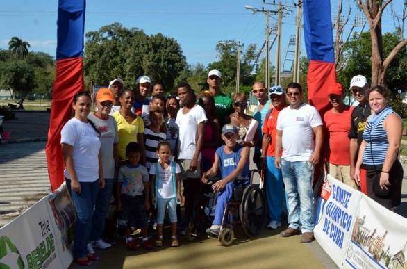 El periódico Adelante, de Camagüey, invita a su carrera-caminata