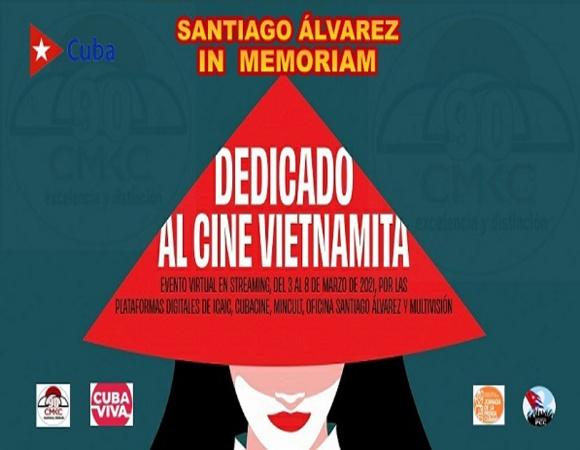 Comienza hoy de manera virtual Festival de Documentales dedicado a Santiago Álvarez
