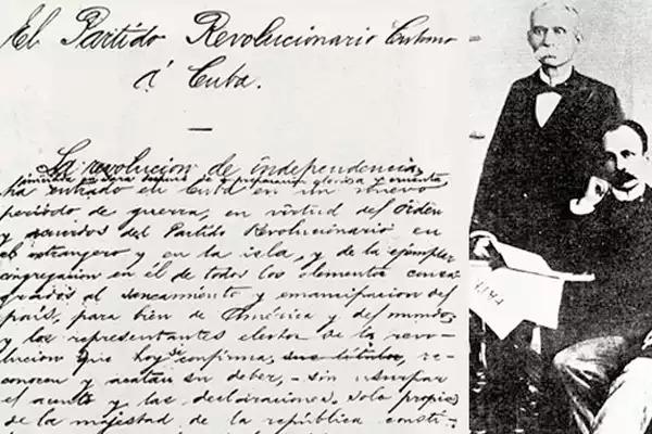Manifiesto de Montecristi: 126 años de un documento trascendental