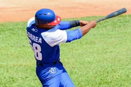 Lisbán Correa: el más valioso de la temporada regular en sexagésima serie beisbolera