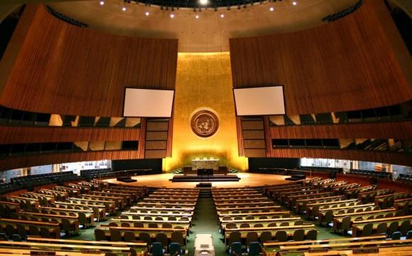 Comienza sesión de la Asamblea General de la ONU sobre bloqueo a Cuba