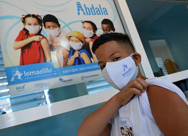 Aprueban fase II del ensayo clínico pediátrico Ismaelillo que transcurre en Camagüey