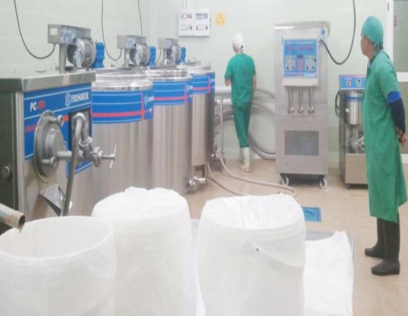Unidades de la Empresa de Productos Lácteos Camagüey diversifican sus producciones