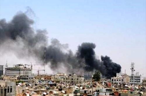 Denuncian nueva agresión a la embajada rusa en Siria