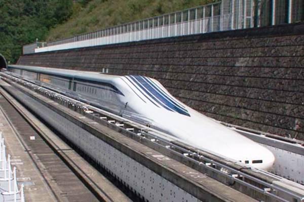 Tokio tendrá terminal de tren de levitación magnética