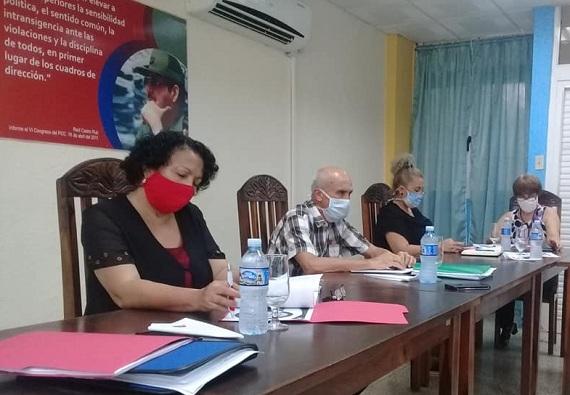 Universidad de Camagüey protagonista en la lucha contra la Covid-19