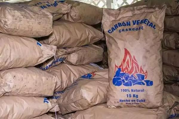 Se confirma carbón vegetal como importante fondo exportable en Cuba