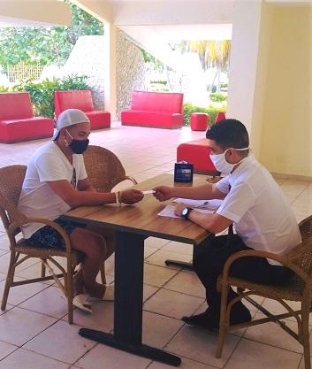 Hotel Gran Club Santa Lucía cumple las medidas contra la Covid-19 (+ Tuit y Fotos)