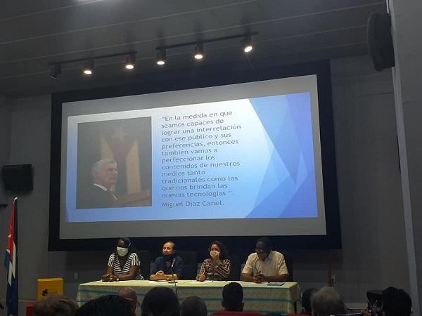 Realizan trabajadores de Radio Cadena Agramonte Asamblea de Balance Anual (+ Fotos)