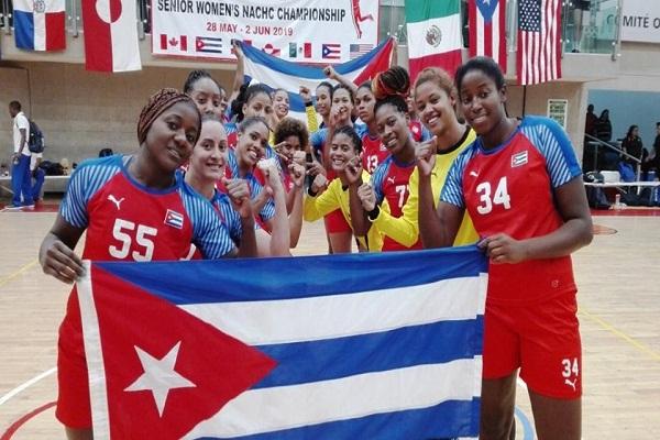 Balonmano (f) cubano tendrá una difícil competencia en Campeonato Mundial