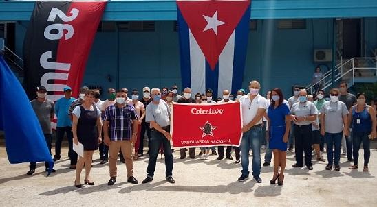 Recibe Desoft Camagüey condición de Vanguardia Nacional (+Fotos)