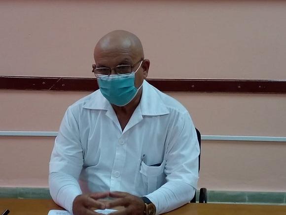 Regresa a casa última paciente contagiada con la Covid-19 en Camagüey (+Audio)